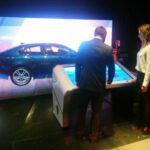 table tactile 3Dexcite jaguar