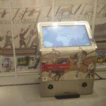 borne interactive musée
