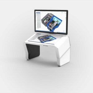 Table Tactile Modèle E double écran