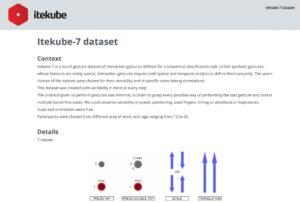 Itekube-7 Dataset