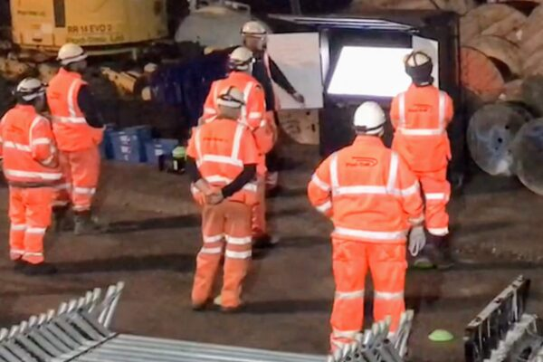 British Rail Covid Briefing 3